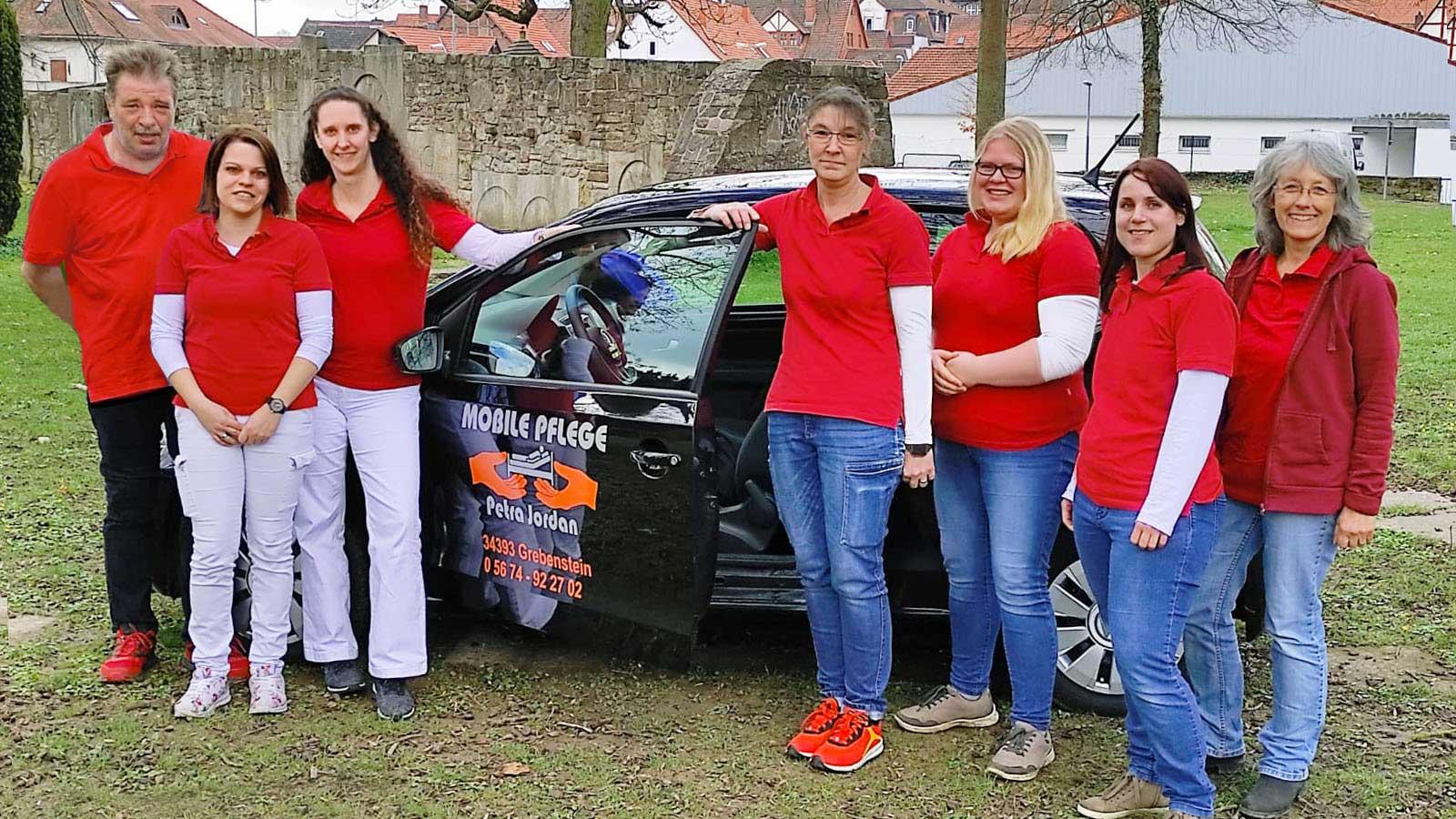 Mobiler Pflegedienst in Grebenstein